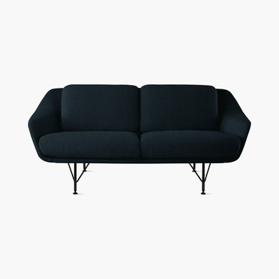Striad Low Back Settee