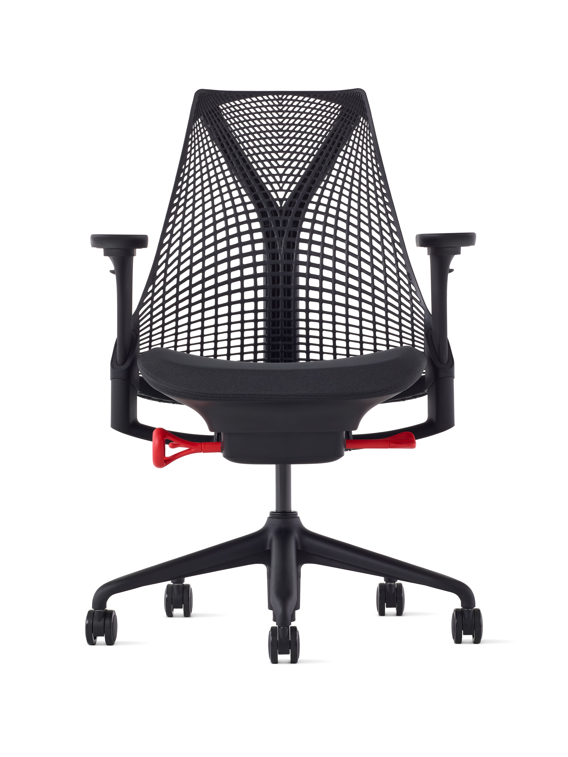 Sayl Chair, Gaming Edition - Black by Herman Miller