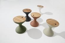 Bells Side Table