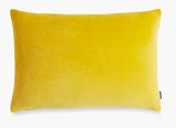 Maharam Pillow in Cotton Velvet