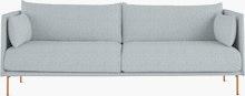 Silhouette Three-Seater Sofa