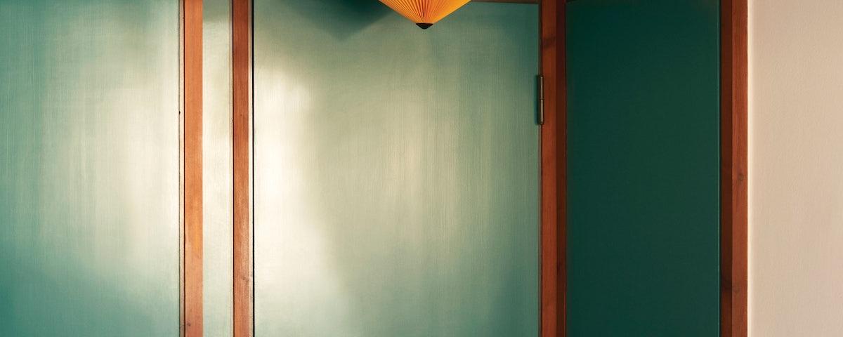 Matin Flushmount Lamp