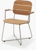 Lilium Dining Chair, Arm Chair