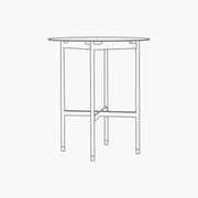 Sommer Bar-Height Table