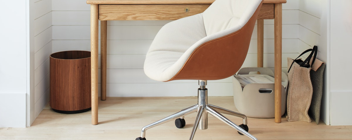 AAC 153 Soft Duo - About A Chair - Task Armchair