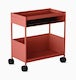 OE1 Trolley Single with Top Drawer with Tip Out with File