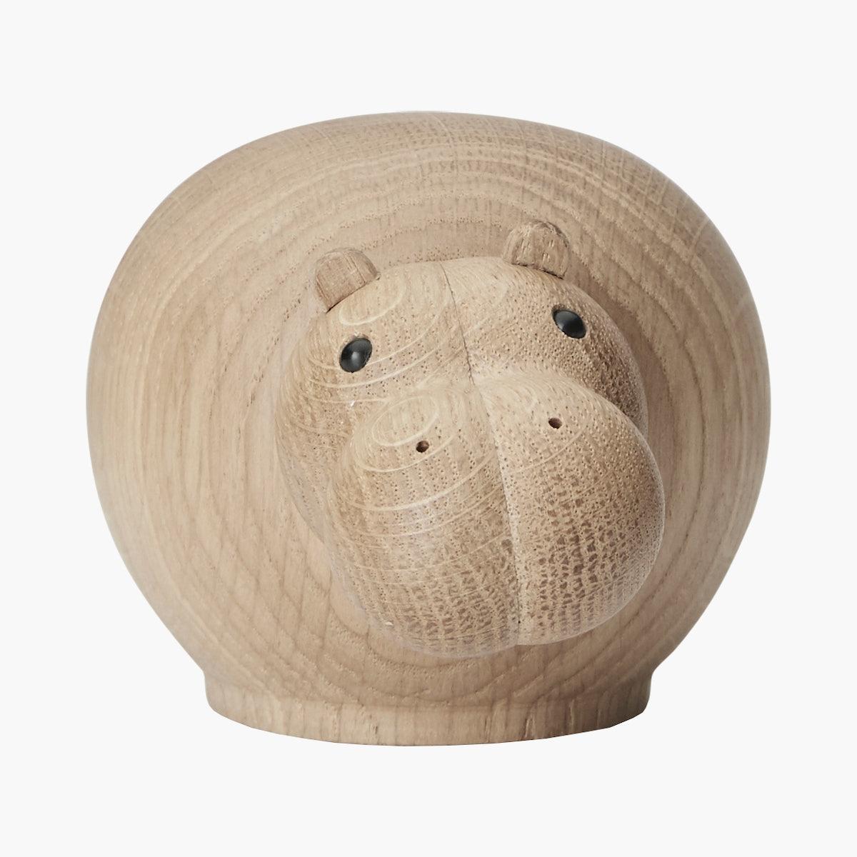 Hibo Hippo Figurine