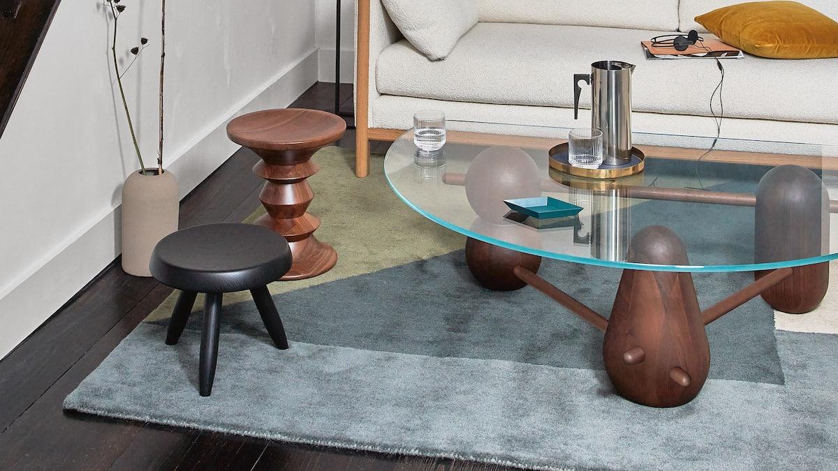 Emma 80 Sofa with Hew Coffee Table