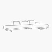 Open - Right Facing Chaise