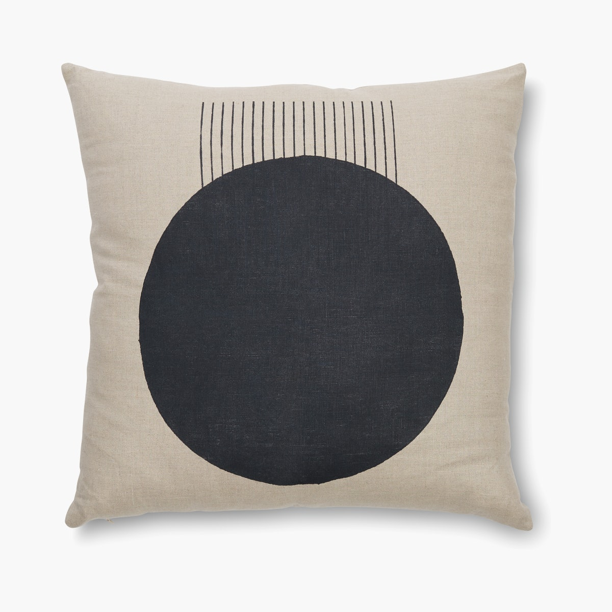 Block Shop Metronome Pillow