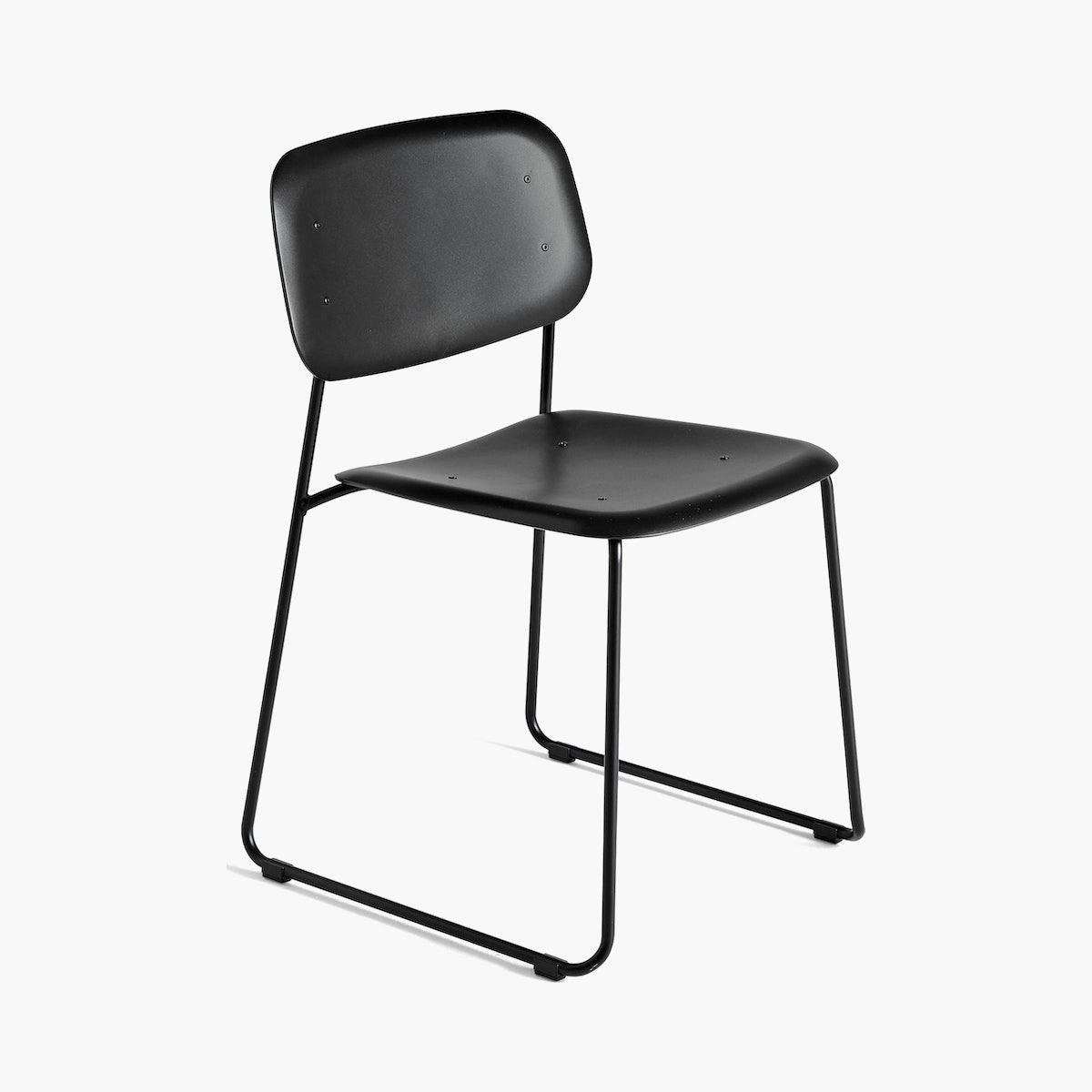 Soft Edge 10 Sled Chair