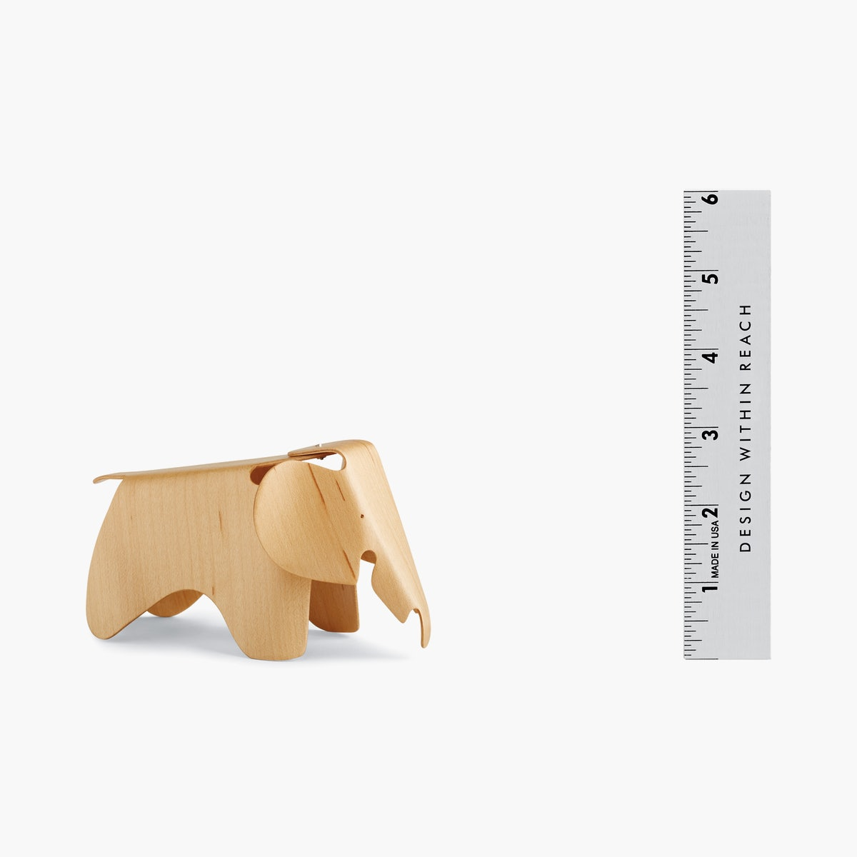 Vitra Miniatures Collection, Eames Plywood Elephant