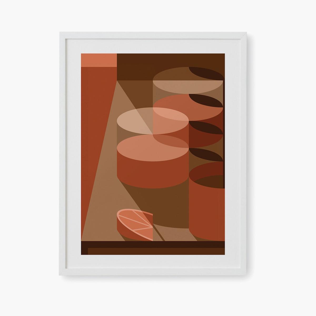 """A Tinge of Orange"" by Adrian Kay Wong"