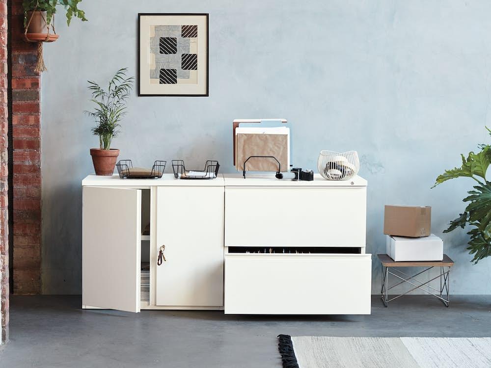 Filing Cabinets & Pedestal Storage