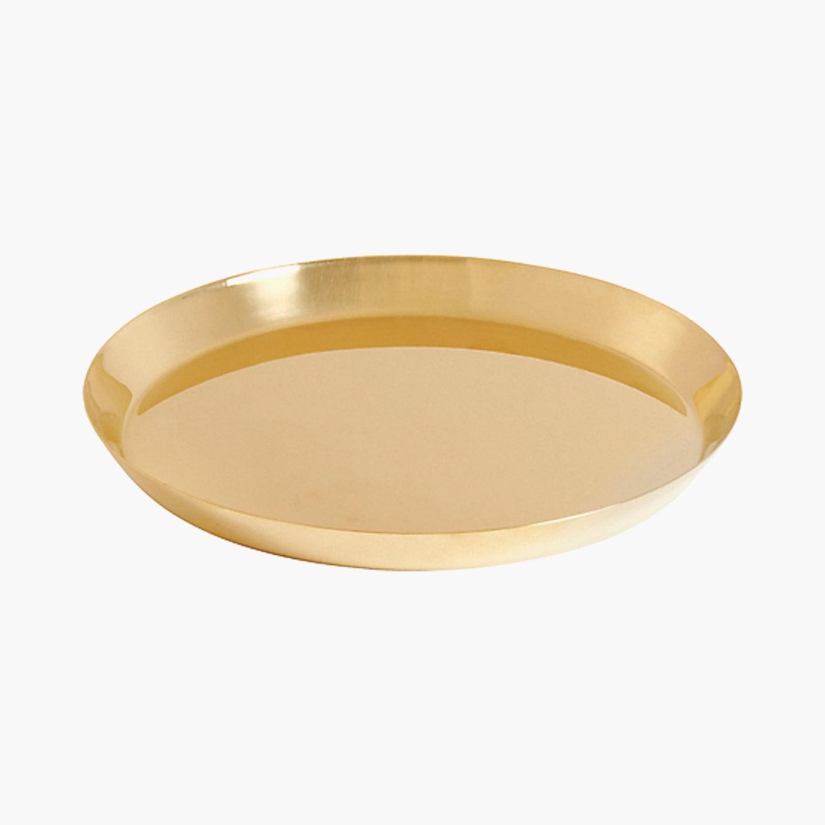 Botanical Family Saucer - Brass