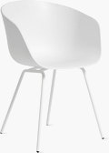 AAC 26 About a Chair Armchair Metal Base