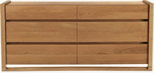 Matera Dresser, Six Drawer