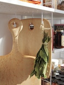 String Kitchen Shelving
