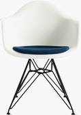 Eames Shell Armhair with Seat Pad (DWR)