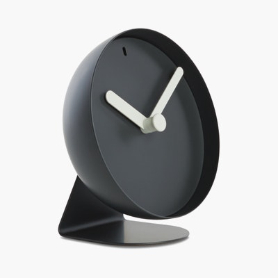 Hemisphere Clock Small with Stand