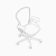 Aeron Chair - Size B