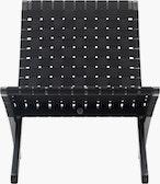 MG501  Cuba Lounge Chair, Cotton