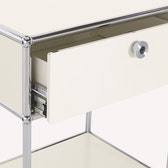 USM Haller Bedside Table