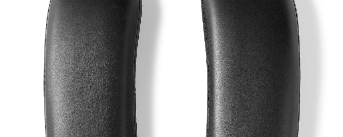 Aeron Leather Armpads