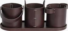 Buckets Desk Organizer