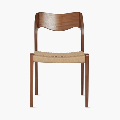 Moller Model 71 Side Chair