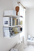 String Pocket Shelving