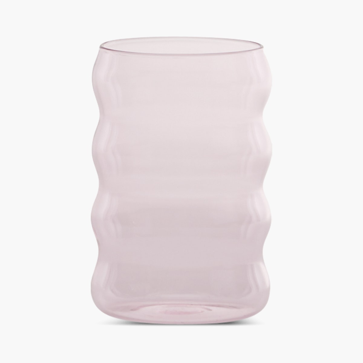 Ripple Water Glass
