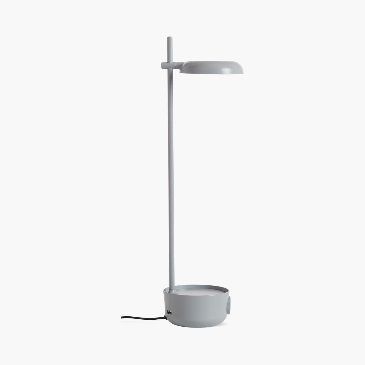 Focal LED Lamp with USB Port