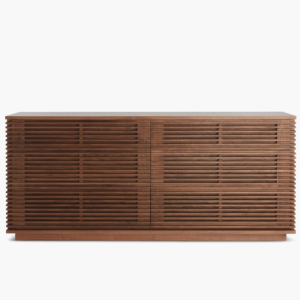 Line Six-Drawer Dresser