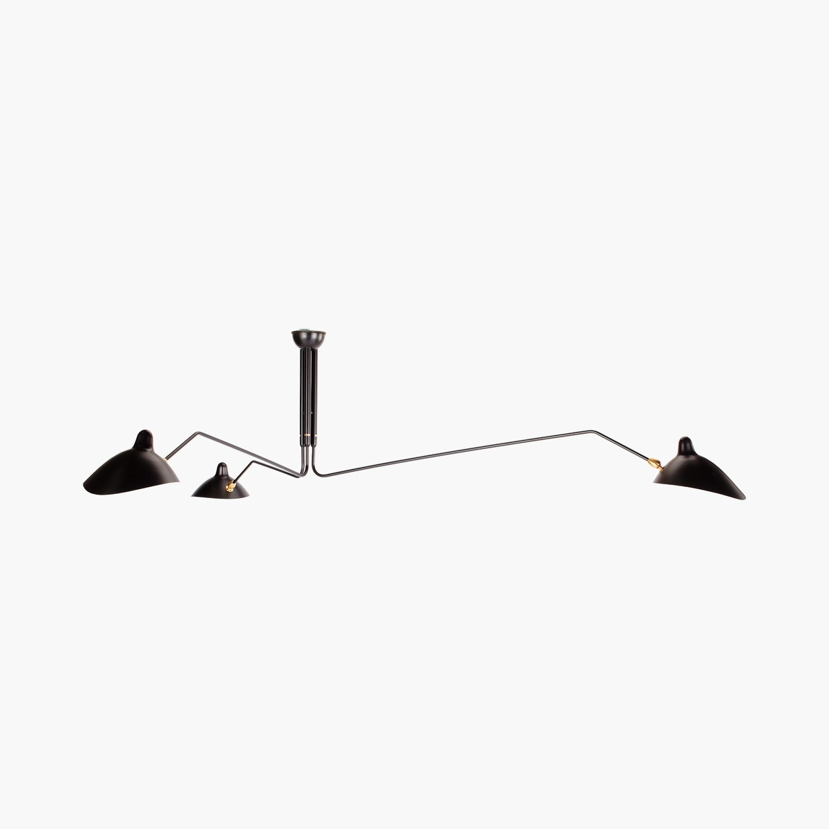 Serge Mouille Ceiling Lamp