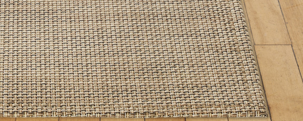 Chilewich Basketweave Mat
