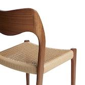 Moller Model 71 Side Chair