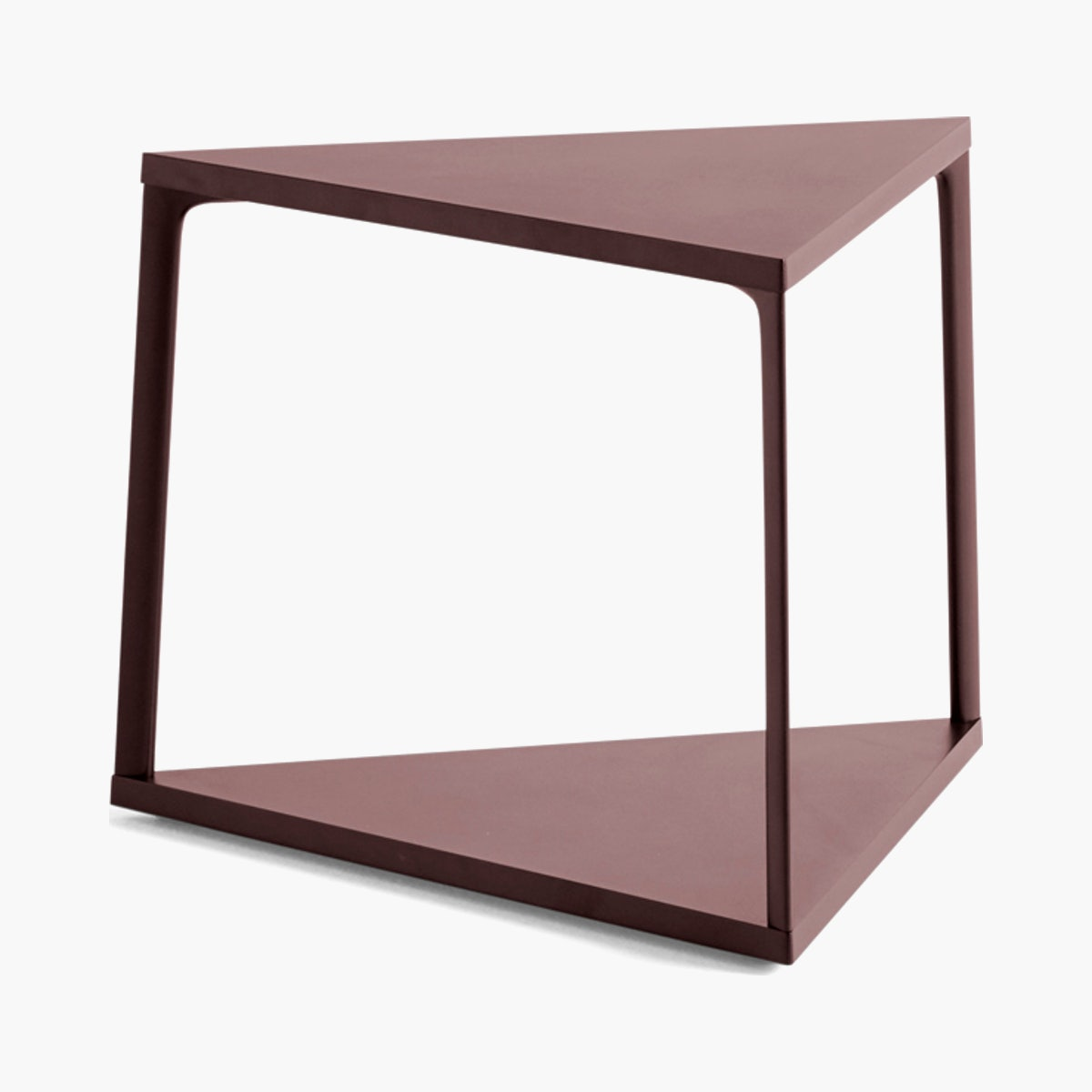 Eiffel Triangular Side Table