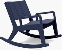 No. 9 Rocking Lounge Chair