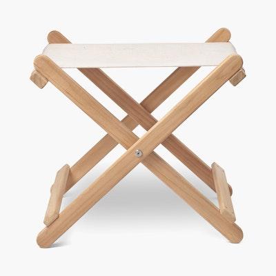 Deck Folding Footstool