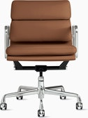 Eames Soft Pad Chair, Management Height