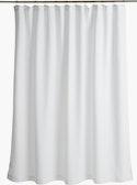DWR Waffle Shower Curtain