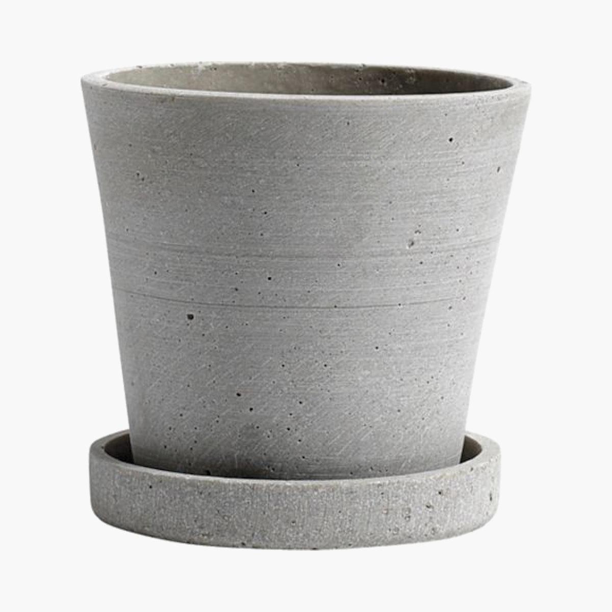Flowerpot with Saucer