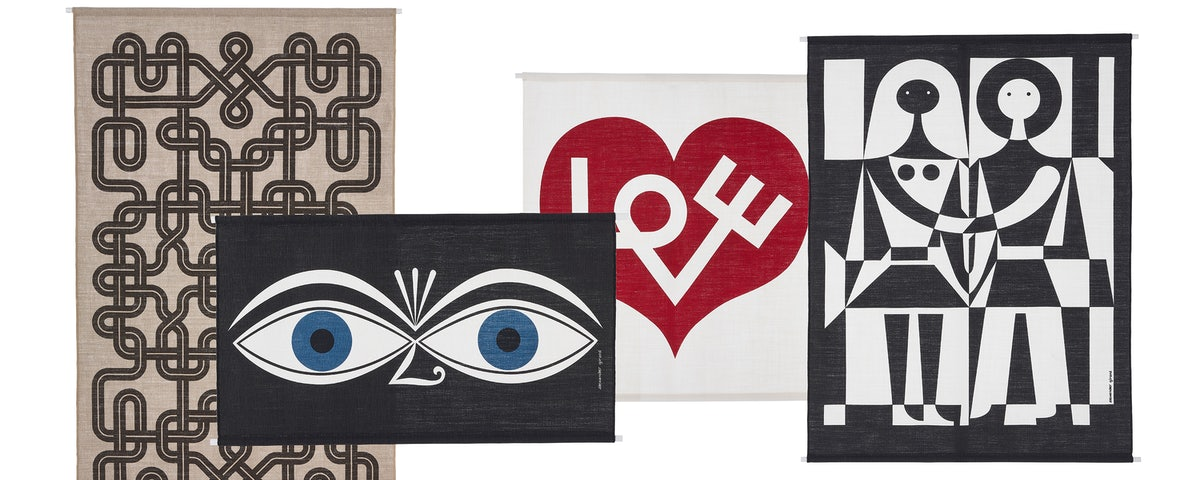 """Black & White"" by Alexander Girard"
