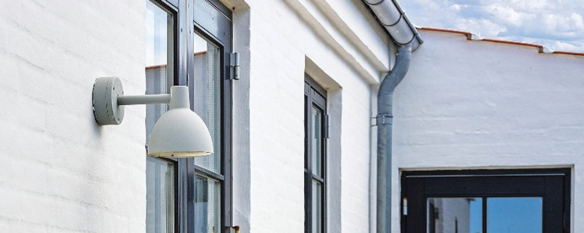 Toldbod Outdoor Wall Sconce