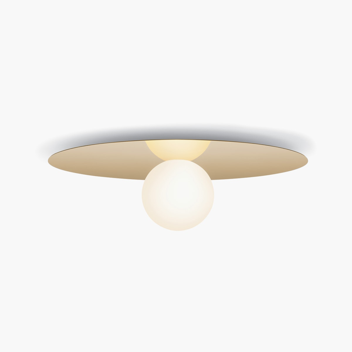 Bola Flush Mount Lamp