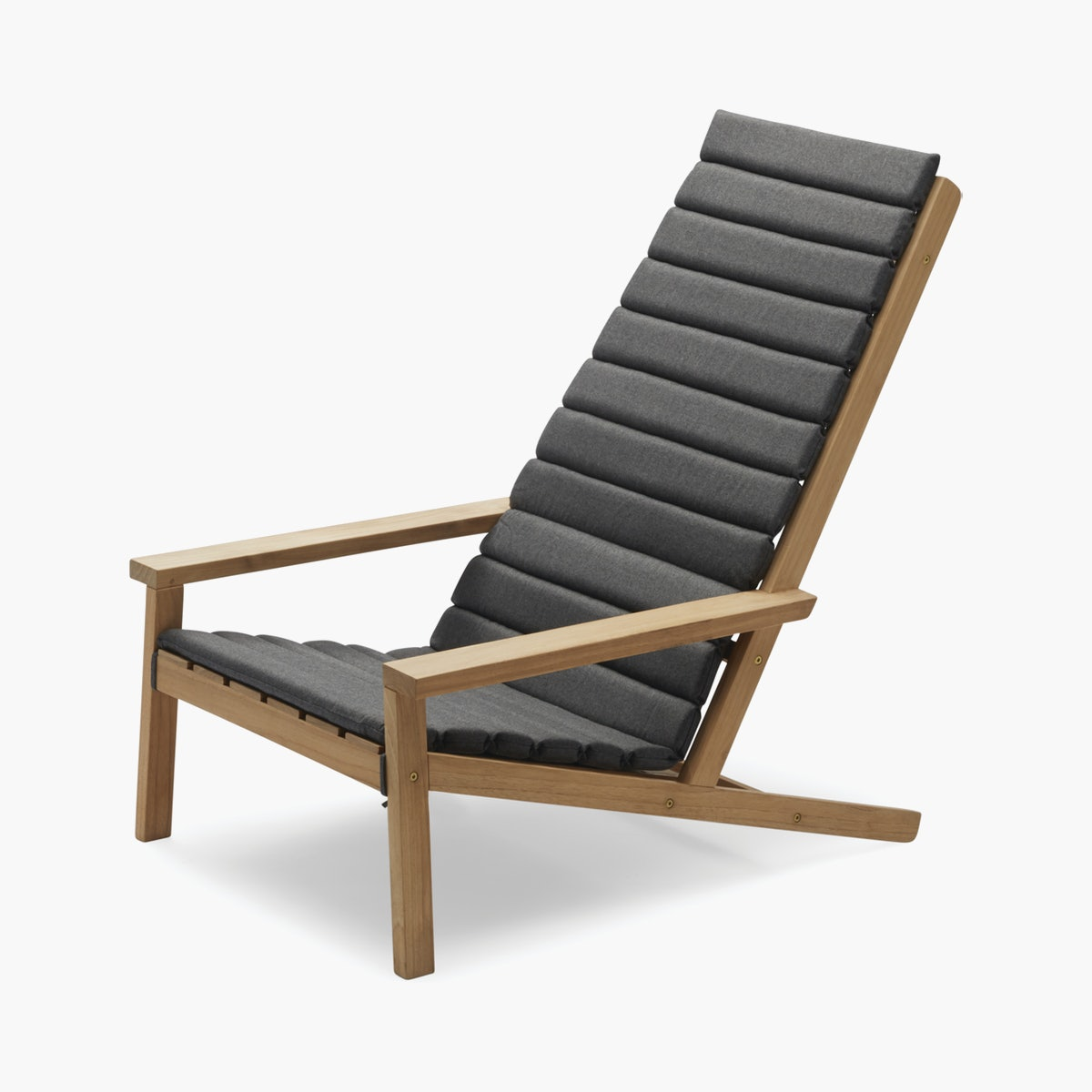 Between Lines Deck Chair Cushion