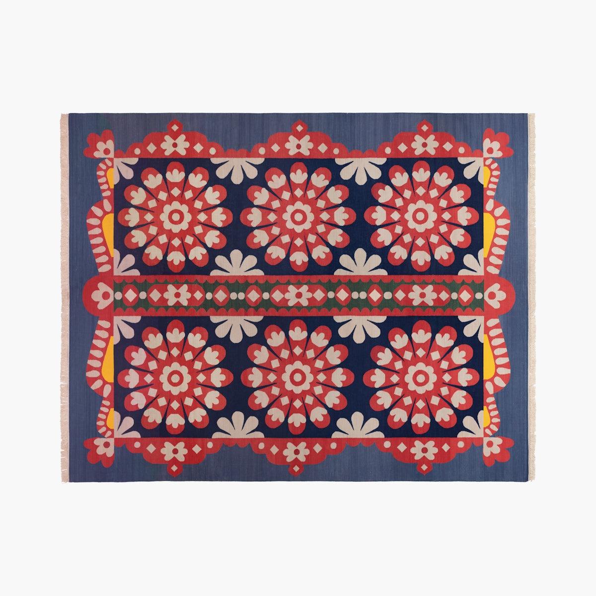 Maharam Mandala Rug