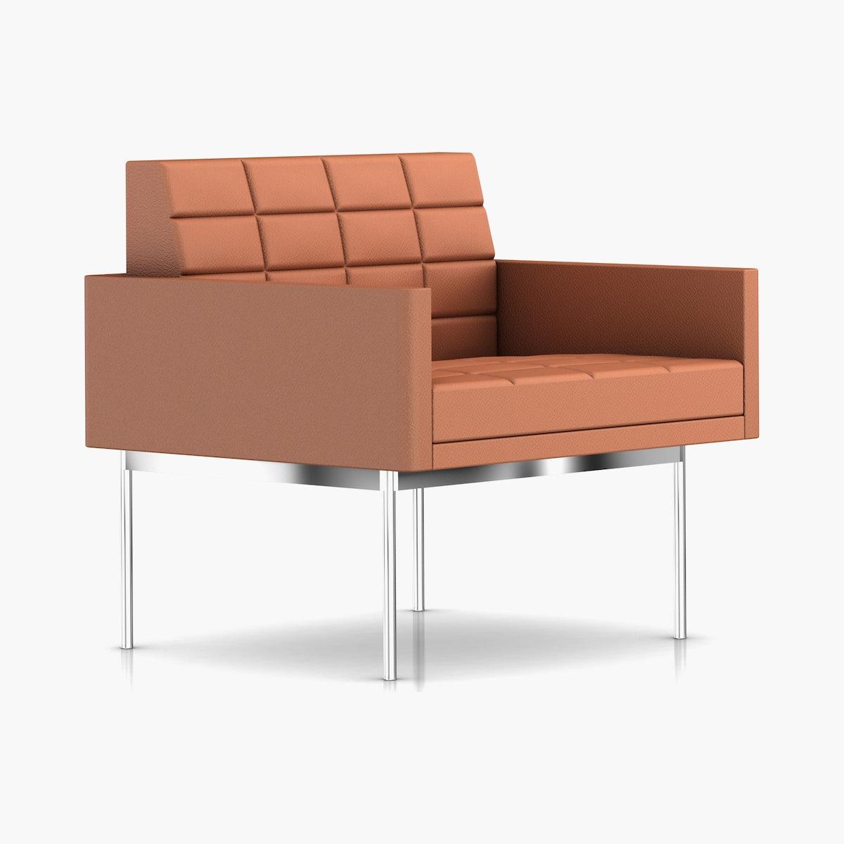 Tuxedo Club Chair