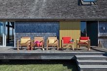 Block Island Lounge Chair Cushion